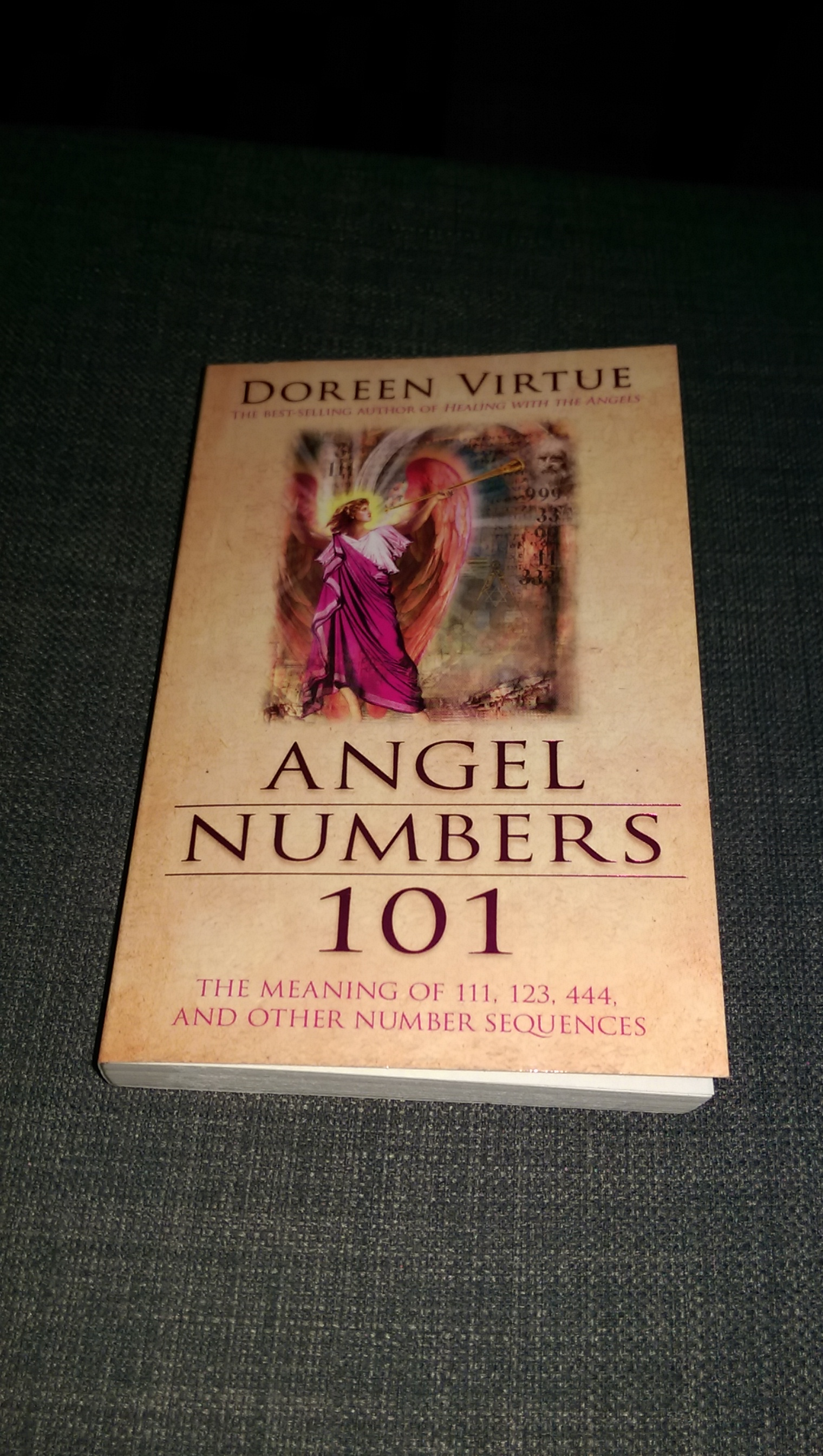 Angel Numbers 101 – Olive Readers – Spiritual Teacher & Medium