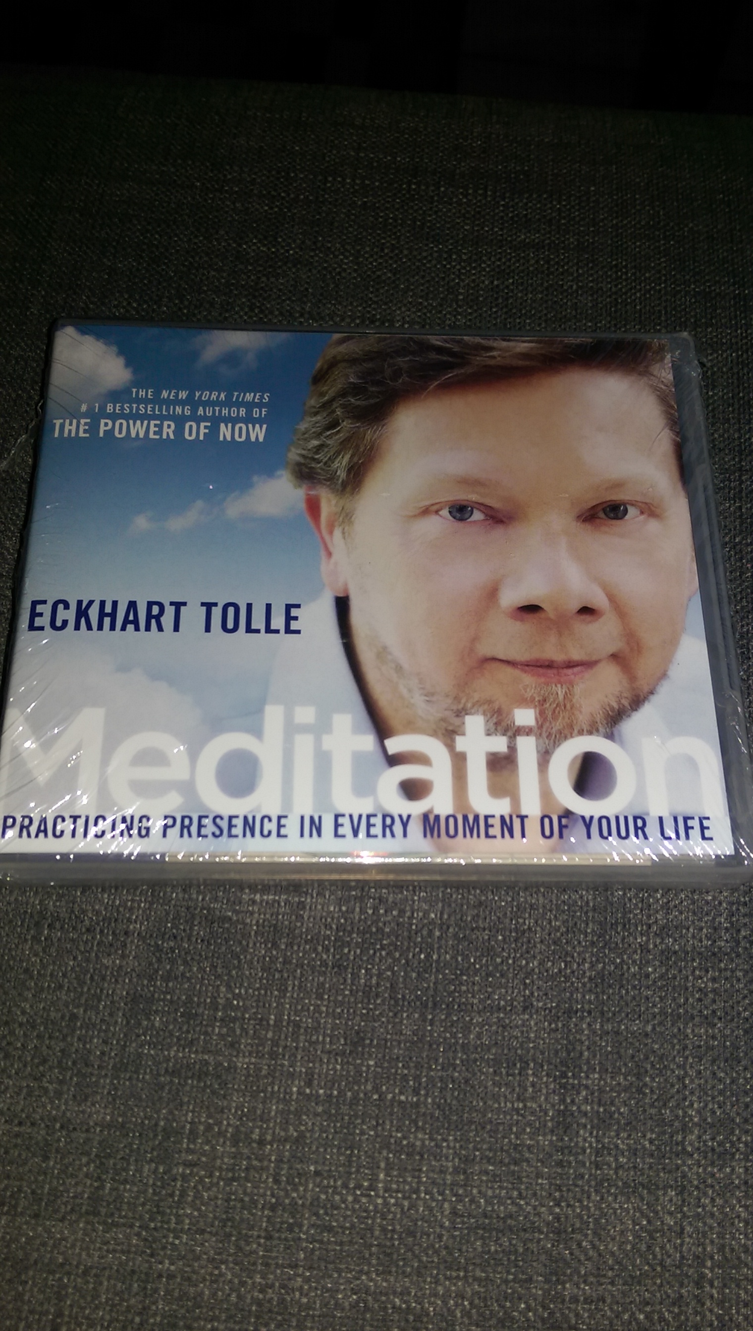 Eckhart Tolle Meditation CD