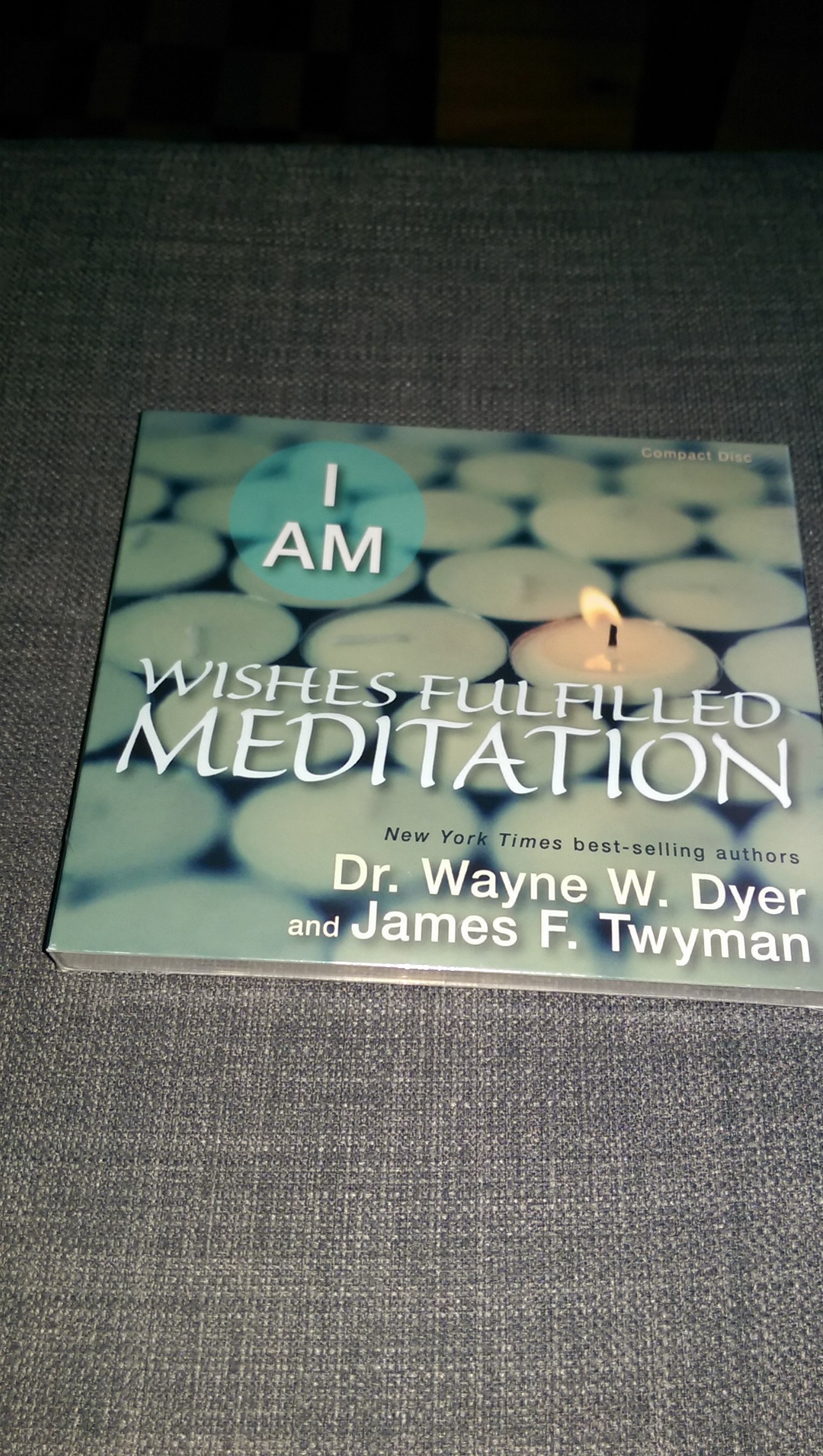 I am Wishes Fulfilled Meditation CD